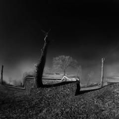 landslide (old&timer) Tags: background infrared blackandwhite filtereffect composite surreal song4u oldtimer imagery digitalart laszlolocsei