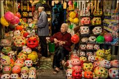 Piggy Bank.   Hanoi (Claire Pismont) Tags: asia asie viajar voyage vietnam vietnammars2016 hanoi pismont clairepismont travel travelphotography documentory colorful couleur color colour couple pig piggybank