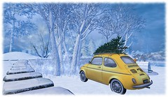 I love winter... only in VR (Highflyer910) Tags: secondlife sl virtualreality vr 3d winter