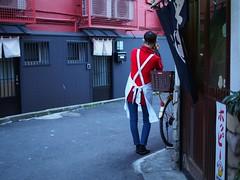 street (osanpo_traveller) Tags: 25mm mzuiko ep5 olympus asakusa street tokyo japan