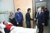 ISTANBULDA YARALILARI ZIYARET (FOTO) (CHP FOTOGRAF) Tags: siyaset sol sosyal sosyaldemokrasi chp cumhuriyet kilicdaroglu kemal ankara politika turkey turkiye tbmm meclis hastane besiktas yaralilar doktor istanbul