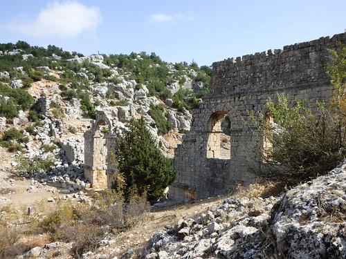 Olba - aqueduct