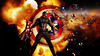 captain america (世界這麽大) Tags: captainamerica avengers explosion explode flag americanflag fragement civilwar heroes marvel marvelcomic hongkong photoshop toy manuipuation