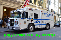 Merry Christmas (Emergency_Vehicles) Tags: nypd bomb squad new yorknypd bombsquad newyork