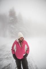 sunday-3082 (FarFlungTravels) Tags: winter ski skiing laurelhighlands pennsylvania reservoir morning sunrise foggy snow squall