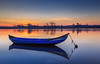 Deep Blue, Ria de Aveiro (paulosilva3) Tags: lee filters longexpos sunrise sunset canon eos 6d manfrotto lowepro boat sky nature travel ria de aveiro portugal