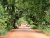 Dusty street (Ali_Haikugirl) Tags: tonlésap cambodia travel