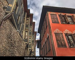 Photo accepted by Stockimo (vanya.bovajo) Tags: stockimo iphonegraphy iphone plovdiv bulgaria old town house bulgarian architecture urban street houses buildings city travel