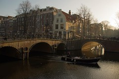 Good morning Amsterdam ☀️ (farflungistan) Tags: ifttt instagram prinsengracht amsterdamcanals jordaan holland amsterdam netherlands nederland