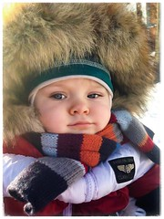 2017. Lviv. Ukraine (bobobahmat) Tags: family face child children kid baby boy son social people portrait view street winter color city ukraine life lviv