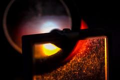Sextant (San Francisco Gal) Tags: macromondays contraption sextant mirror glass led torch flashlight