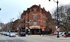 "Halligan Bar, George ""Bugs"" Moran Hangout (Chicago Crime Scenes) Tags: prohibition capone moran gang gangster mob mobster chicago crime"