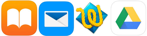 App Smash: iBooks, Email, TextWrangler, by Wesley Fryer, on Flickr
