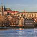 Panorama of Prague Castle