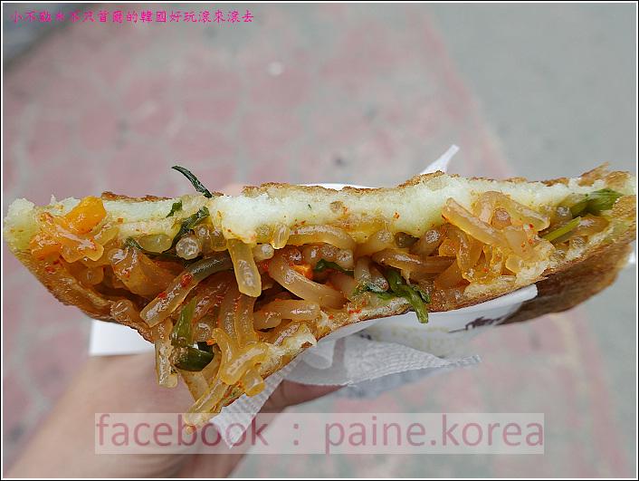 首爾望遠市場 海鮮糖餅 (8).JPG