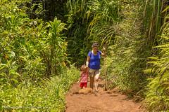 Kauai2015-057.jpg (Michael_Cline) Tags: sophie kauai kalalau napali hanakapiai hanakapiaifalls