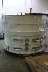 "Vacuum vessel body • <a style=""font-size:0.8em;"" href=""http://www.flickr.com/photos/27717602@N03/18731742123/"" target=""_blank"">View on Flickr</a>"