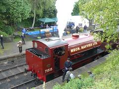 2015-Jun-21 - Tanfield Railway - Legends of Industry 071 (GeordieMac Pics) Tags: tanfieldrailway heritagerailway legendsofindustry ©2015georgemcvitieallrightsreserved uksteam mechnavviesltd steam engine locomotive geordiemac