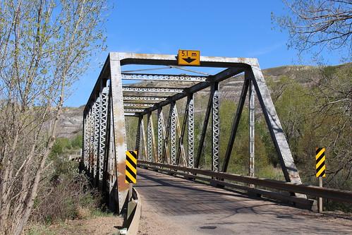 Eleven Bridges of Wayne – Bridge No. 4 (Wayne, Alberta)
