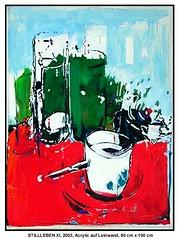 STILLLEBEN 11 (CHRISTIAN DAMERIUS - KUNSTGALERIE HAMBURG) Tags: berlin rot hamburg felder galerie christian baustelle container gelb hamburger grün blau hafen bäume schwarz elbe bilder schiffe acryl schleswigholstein hafencity landschaften häuser norddeutsche künstler malerei norddeutschland rapsfelder weis werke kunstgalerie virtuelle büsche galerien acrylbild bildergalerie mieten landschaftsmalerei acrylmalerei onlinegalerie auftragskunst kunstdrucke auftragsmalerei bilderwerk auftragsbilder leasen galeriehamburg damerius bilderleasing bilderwerkhamburg modernenorddeutschemalerei modernenorddeutschelandschaftsmalerei wermaltbilder