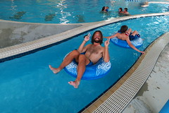 R&R at the Pinedale Aquatic Center