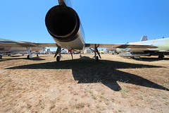"Convair F-106A ""Delta Dart"" 59-0086 (2wiice) Tags: convair f106 deltadart f106a sonomacountyairport pacificcoastairmuseum charlesmschulzairport convairf106deltadart f106deltadart convairf106 convairdeltadart 590086"