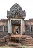 Banteay Samre entrance (Rambo2100) Tags: tower temple ancient cambodia khmer angkorwat unesco angkor sanctuary rama worldheritage ravana banteaysamre conservator suryavarmanii battleoflanka ប្រាសាទបន្ទាយសំរែ rambo2100 mauriceglaize
