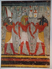 Ramses I With Gods of the Underworld, Ricordi, 1000 pieces (richieinnc) Tags: puzzle jigsaw ricordi 1000