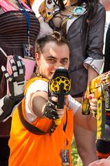 borderlands (mevrain) Tags: cosplay baltimore otakon conventions borderlands otakon2015