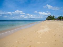 lonesome beach Koh Lanta, Thailand - Strand