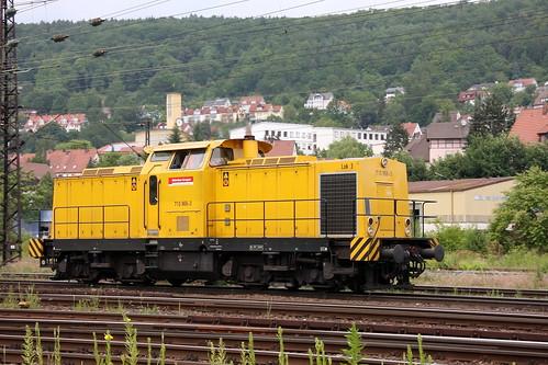 DBG 710 966-3 Gemünden am Main