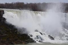 American Falls [Niagara Falls - 3 January 2016] (Doc. Ing.) Tags: 2015 canada ontario on winter northamerica niagarafalls water river waterfall americanfalls landscape mist