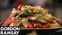 How to Cook Steak and Spicy Beef Salad Recipe – Gordon Ramsay (Healthy Fun Fitness) Tags: how cook steak spicy beef salad recipe – gordon ramsay