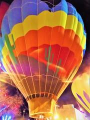 2017 Glendale Glitters & Glow (just me julie) Tags: gendale arizona glendaleglittersglow hotairballoons