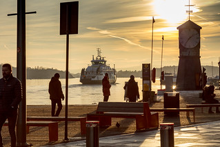ferry and backlight