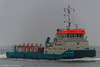 Coastal Legend (U. Heinze) Tags: ship schiff elbe cuxhaven nikon d610 nikon28300mm