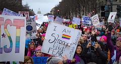 Womens March DC-20170121-TW Meetup _ 20170121 _ KMB_0268 (kevinbarry7) Tags: washington dc feminism dump trump protest capital resist mall pence devos love trumps hate
