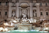 Trevi fountain at night (itsabreeze) Tags: rome italy trevifountain night sculpture whitemarble water fountain europe