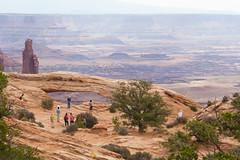 Setting the Scene (derekbruff) Tags: canyonlands mesaarch utah landscape nationalpark