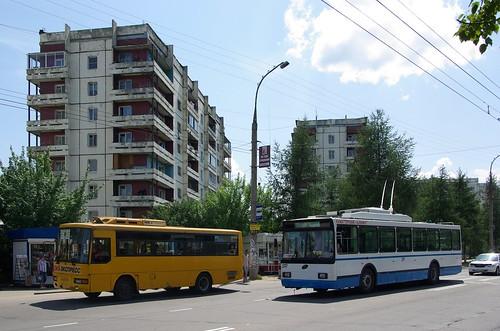 Irkutsk trolleybus VMZ-5298.00 297 ©  trolleway