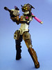 Heartstopper (Djokson) Tags: sniper assassin robot girl fembot cyberpunk totally widowmaker black silver purple yellow gun weapon djokson lego bionicle moc toy model