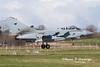 TORNADO-GR4-110-ZD849-11-4-16-RAF-LOSSIEMOUTH-(2) (Benn P George Photography) Tags: raflossiemouth 11416 bennpgeorgephotography tornado gr4 075 za613 110 zd849 137 zg791 jointwarrior