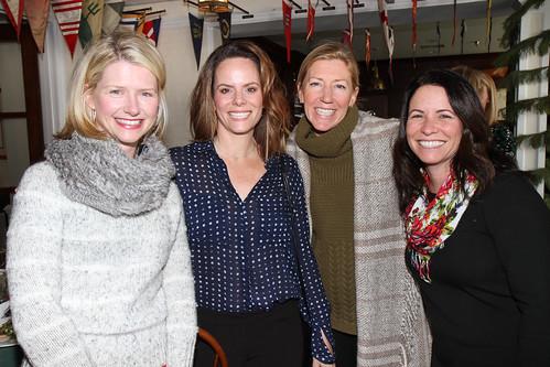 Erin Pymm, Jodi McGill, Emily Hurd and Caroline Wallach
