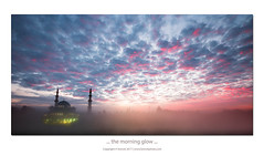 ... the Morning Glow ... (liewwk - www.liewwkphoto.com) Tags: selangor 雪兰莪 马来西亚 liewwk rgnd reversegnd gnd 845 lee filter liewwknature liewwkphotohunters sunrise dawn 日出 晨曦 federal mosque federalmosque masjid wilayah masjidwilayah