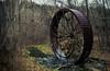 Turner Mill (Rodney Harvey) Tags: abandoned mill missouri turner water spring stream wheel 30feet strange history rural country rugged