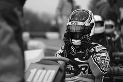 Getting ready (iamWing_) Tags: acros bw bukc bukc2017 blackwhite britain buckmorepark england fuji fujifilm monochrome plymouth plymouthuniversity uk unitedkingdom xpro2 xf56 championship karting race racing sport sports teammate
