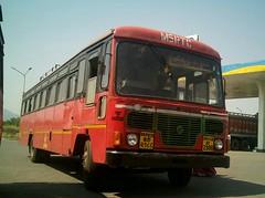 #MSRTC #Parivartan #Bus  #Arnala #Kolhapur (Lalit Bhojane MSRTC) Tags: msrtc kolhapur parivartan bus arnala