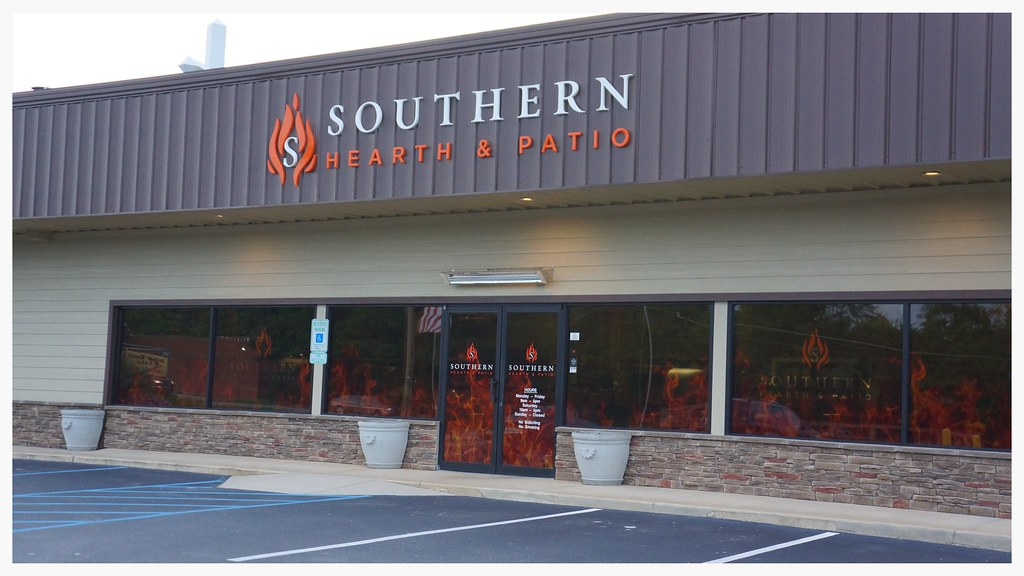 Southern Hearth and Patio Showroom # 1
