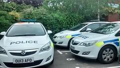 3 Hertfordshire police cars (slinkierbus268) Tags: hertfordshirepolice