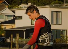 Windsurfer (2) (frankmh) Tags: skne sweden windsurfing windsurfer scania helsingborg hittarp